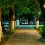 Белореченск, сквер Афганцев