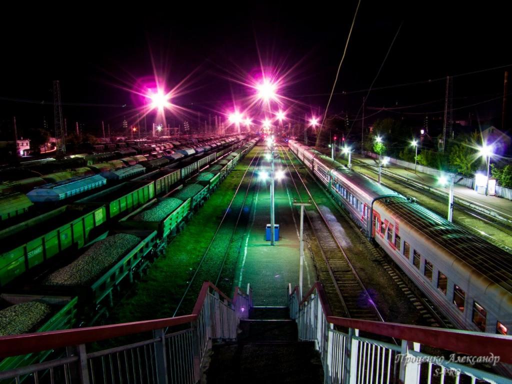 Белореченск, вокзал
