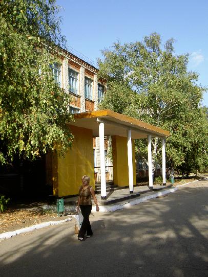 Белореченск, средняя школа №4