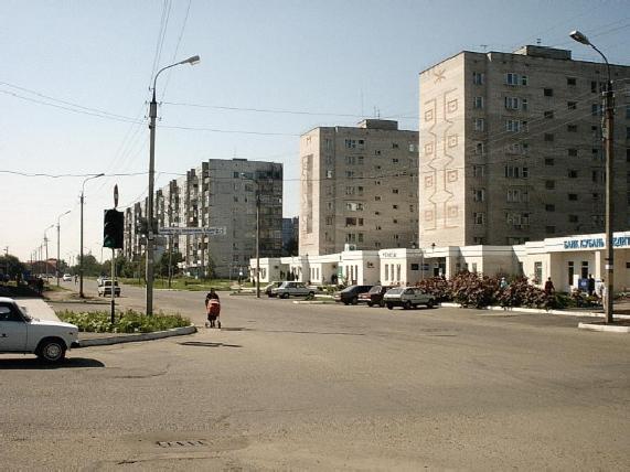 Белореченск, ул.Гоголя