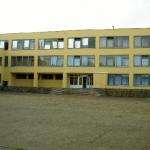 Белореченск, Гимназия.  (она же бывшая 9-я, многие помнят ее зеленой)