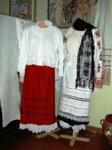 Платье кубанской и линейной казачки